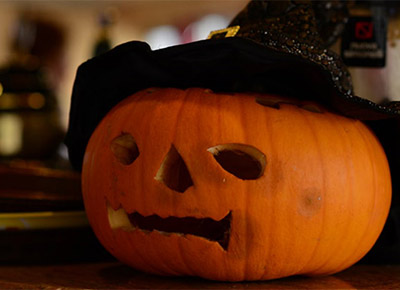 Dušičko & halloweenská plavba se strašidlem